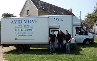 Exeter Removals Company