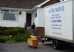 Removals Exeter